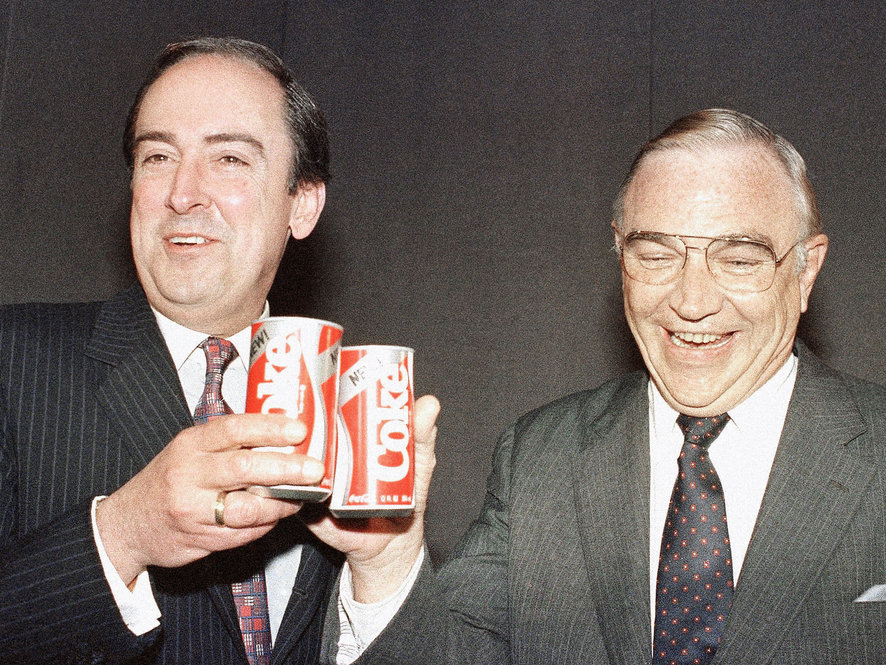 1985: The Coca-Cola Co. Replaces The Original Formula For Its Soft Drink. The consumer backlash was so great that Coke was forced to bring back its original recipe and brand it Coca-Cola Classic. Many people believe the change was a marketing ploy because the company made millions off changing back.