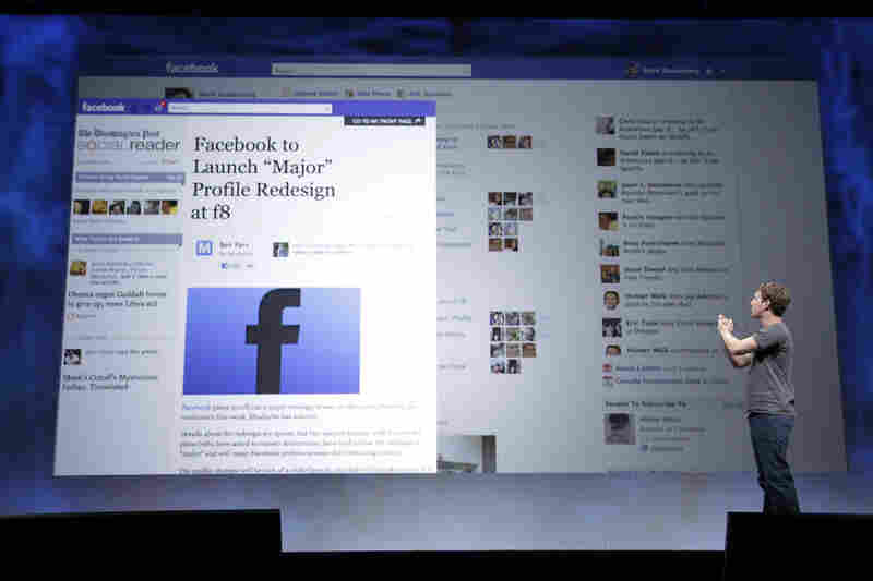 "2011: Facebook Insitutes New Round Of Changes To User Pages. The changes included a real-time ticker and new ways to personalize your page. The Facebook blog says of the changes, the ""News feed will act more like your own personal newspaper."" The company also announced new partnerships for music, movies and TV. You'll be able to see which movies and TV your friends are watching, what mus..."