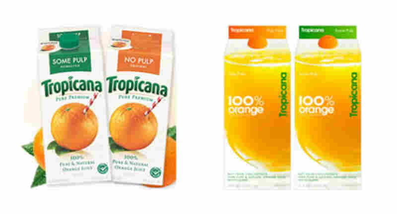 "2009: Tropicana Debuts New Packaging.  Owing to a huge customer backlash, the company was forced to return to its original packaging. According to Neil Campbell, the president of Tropicana North America: ""We underestimated the deep emotional bond [of the brand's original logo]."" Unfortunately, this lack of understanding led to my father-in-law's breaking up with his girlfriend over the c..."