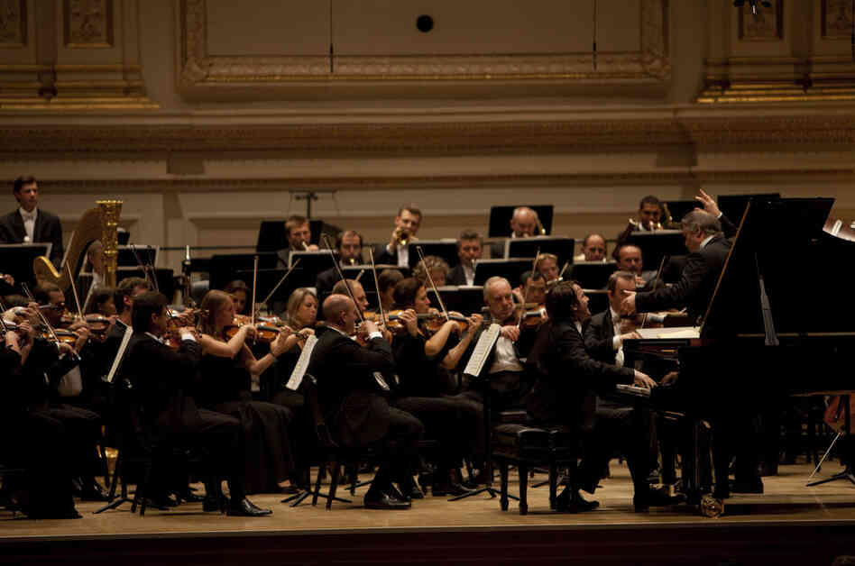 This evening marked the 20-year-old Trifonov's debut on Carnegie Hall's main stage; he won the Tchaikovsky Competition this past June.