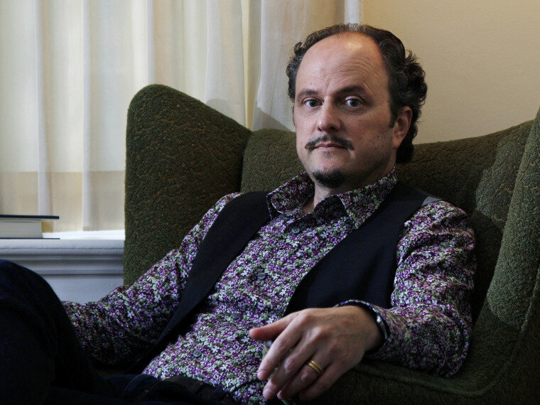Jeffrey Eugenides: A 'Marriage Plot' Full Of Intellectual