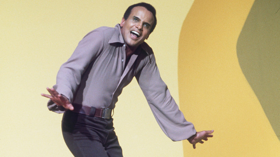 Harry Belafonte's new memoir is titled My Song. An HBO documentary about the singer-songwriter and activist, Sing My Song, is scheduled to air Oct. 17.  (AFP/Getty Images)
