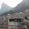 Santa Marta is one of the many slums that dot the hillsides of Rio de Janeiro, Brazil. Rio, host of the World Cup in 2014 and the Olympics in 2016, is now trying to remake these slums, or favelas, long wracked by poverty and violence.