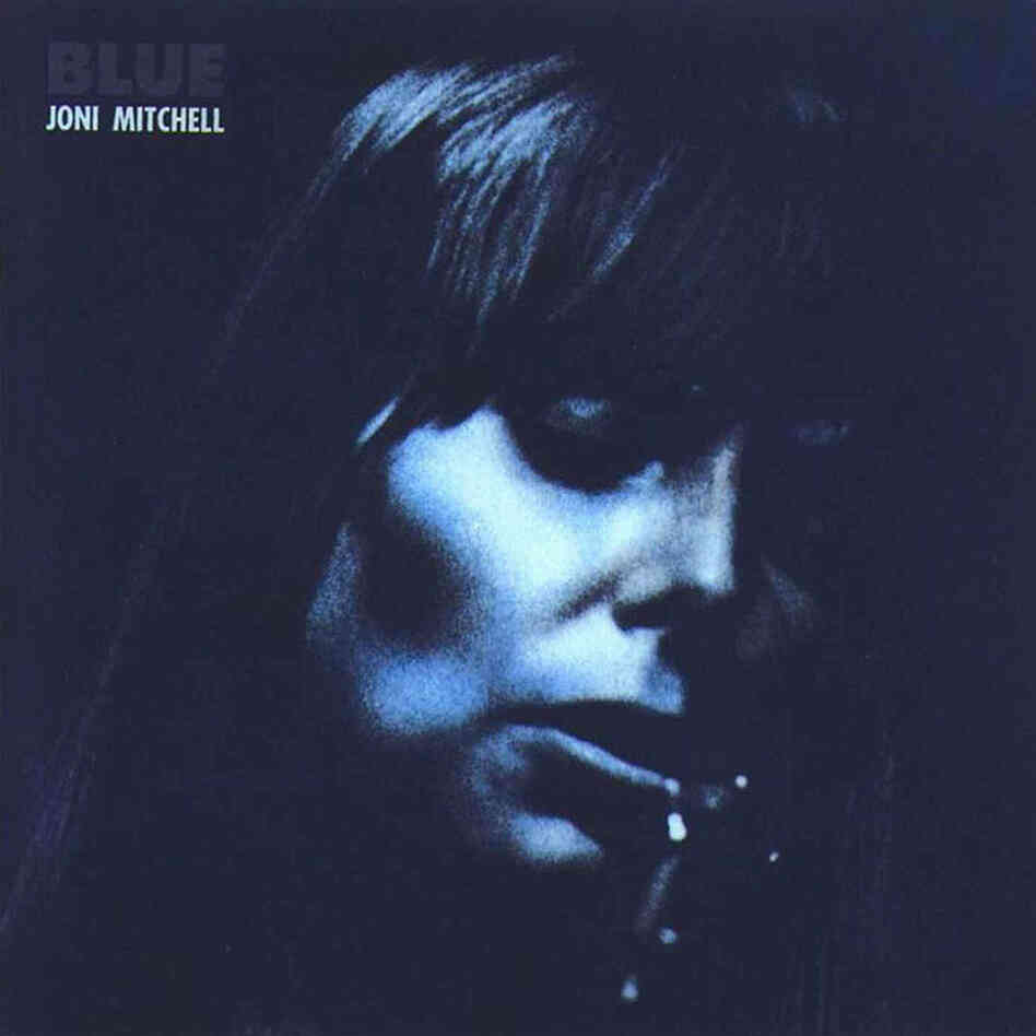 Joni Mitchell's 'Blue'
