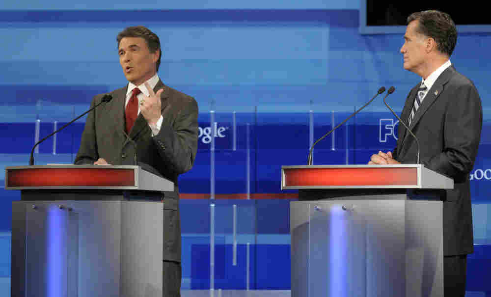 Texas Gov. Rick Perry can't afford more fumbles like his performance at the Orlando debate which helped Mitt Romney regain frontrunner status.