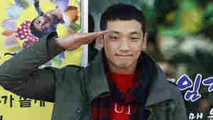 South Korean Pop Star, Rain, Starts Military Service