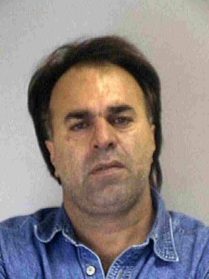Manssor Arbab Arbabsiar is seen in a 2001 mug shot provided by the Nueces County Sheriff's Department.
