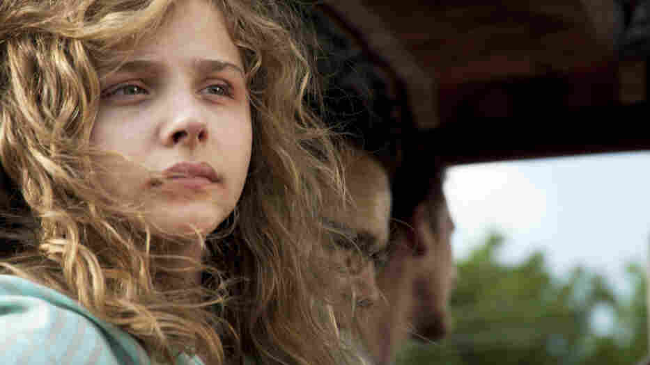 Wild Child: Neglected by a mother who is busy turning tricks, Little Anne (Chloe Grace Moretz) becomes a target for a killer in Texas Killing Fields.