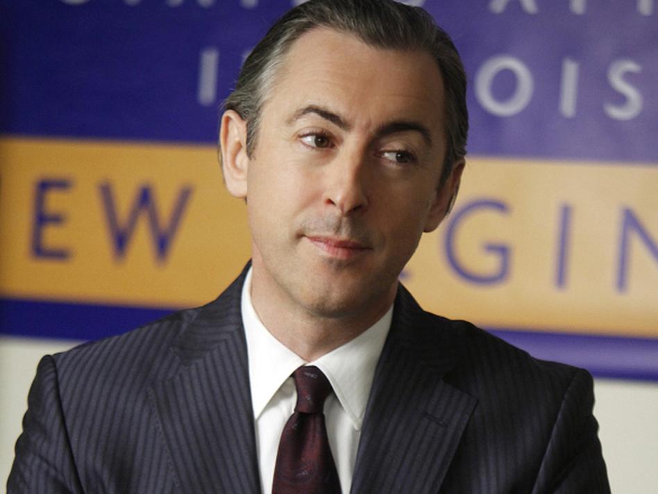 <p>Alan Cumming plays image consultant Eli Gold on CBS' <em>The Good Wife.</em></p>