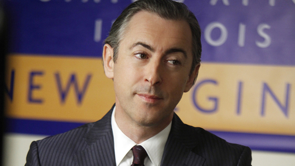 Alan Cumming plays image consultant Eli Gold on CBS' The Good Wife. (CBS)