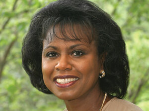 Anita Hill was 35 years old when she testified that Clarence Thomas had pressured her to go out with him and subjected her to sexually explicit conversations.