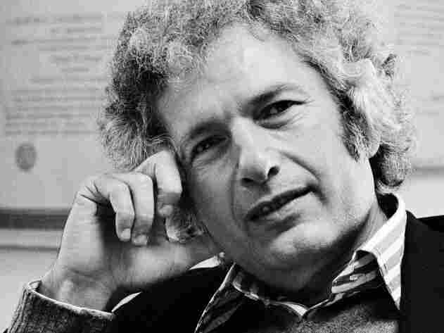 Joseph Heller, pictured above in October 1974, based Catch-22 on his own experiences as a bombardier in World War II. Heller died in 1999 at age 76.