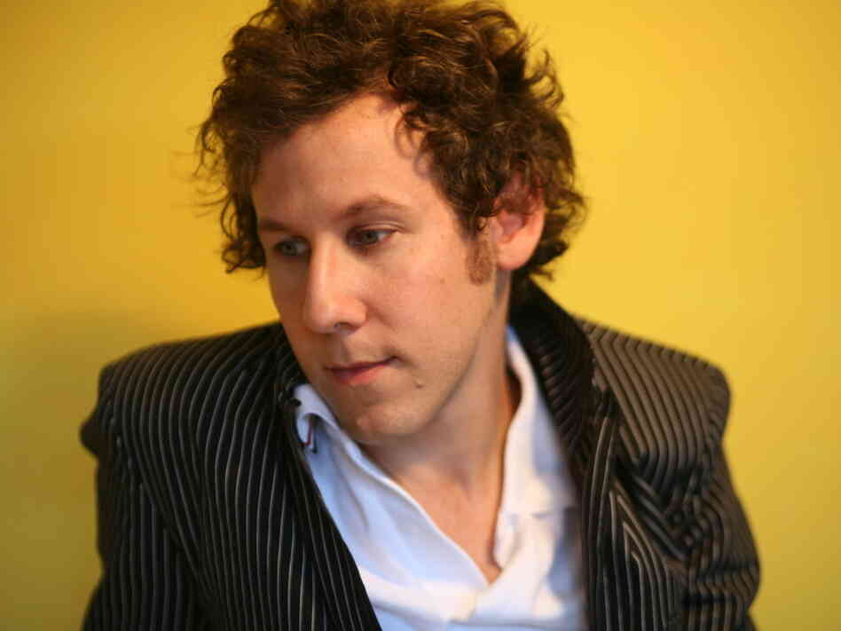 Ben Lee's new album is titled Deeper Into Dream.