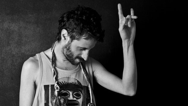 Mati Zundel mixes traditional sounds, instruments and beats with electronica.