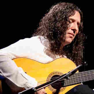 Spanish flamenco guitarist Tomatito joined Dominican pianist Michel Camilo on the Latin Grammy Award-winning Spain.