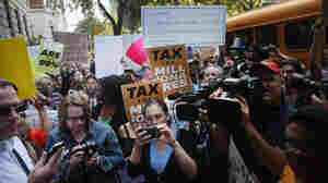 Tracking The Media's Eye On Occupy Wall Street