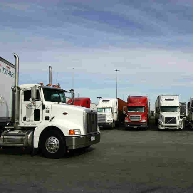 Labor Mismatch Means Trucking Jobs Go Unfilled