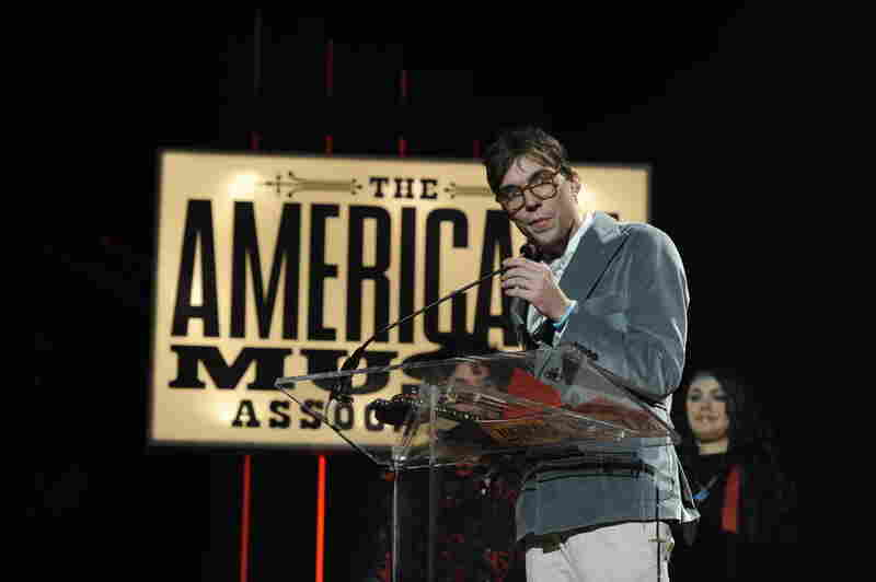 "Justin Townes Earle won Song of the Year for ""Harlem River Blues."""