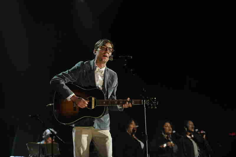 "Justin Townes Earle performs his Song of the Year, ""Harlem River Blues."""
