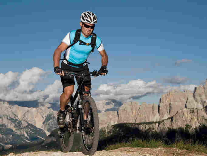 """In the second hour, bicyclist Bill Strickland talks about essays featured in the November issue of Bicycling magazine, titled """"The Ride of Your Life""""."""