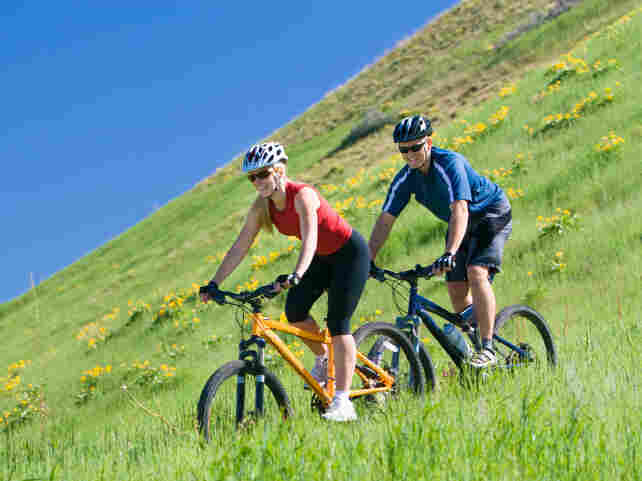 Some cyclists' most memorable rides are about the setting, others', the company.