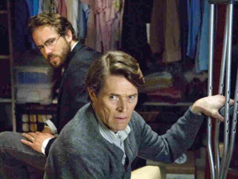 As an adult, novelist Michael (Ryan Reynolds) channels his lifelong resentment toward his father (Willem Dafoe) into a literary score-settling.