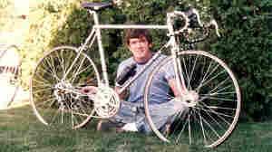Man Celebrates 26-Year Reunion — With An Old Bike