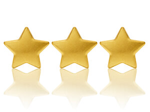 Just three stars could be enough to put health plans in the money.
