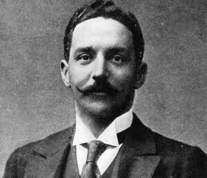 White Star Line heir J. Bruce Ismay was one of 325 men to survive the sinking of the Titanic.