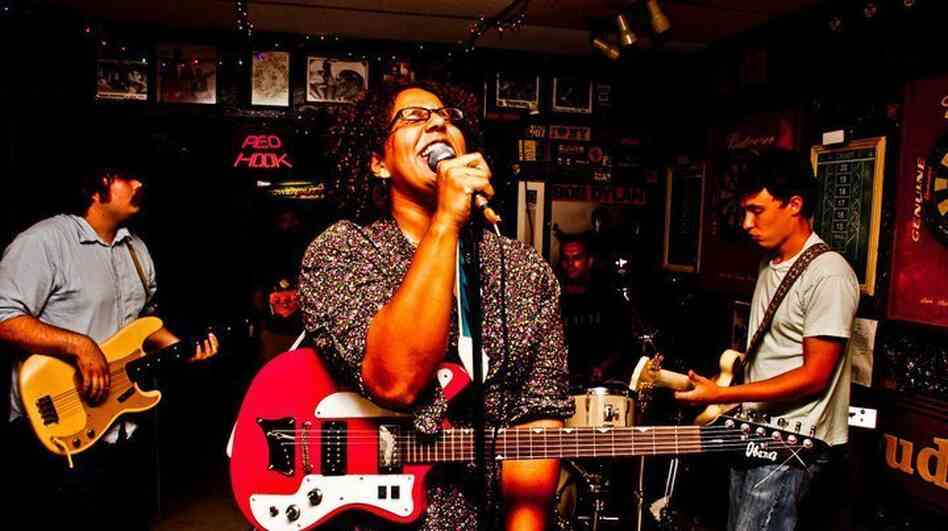 The Alabama Shakes are one of a small batch of young artists taking a claim within one of pop's primary realms: retro-soul.