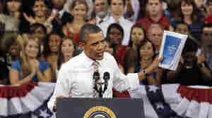 Obama Bus Tour Rides Rough Political Terrain In N.C.