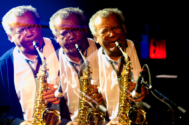 Anthony Braxton has just released the recording of his fifth opera, Trillium E.