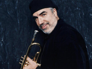 Randy Brecker served musical stints with everyone from Clark Terry and Charles Mingus to Blood, Sweat & Tears.