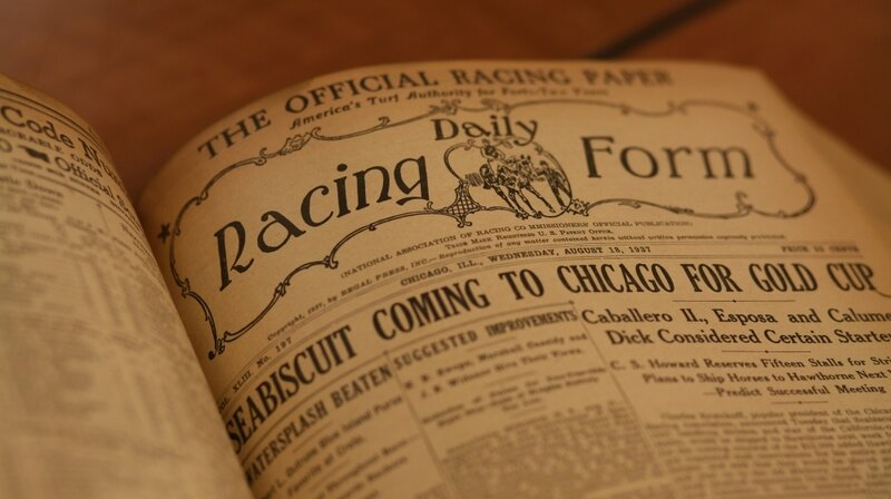 The 'Daily Racing Form' 117 Years Of Racing Stats Put To