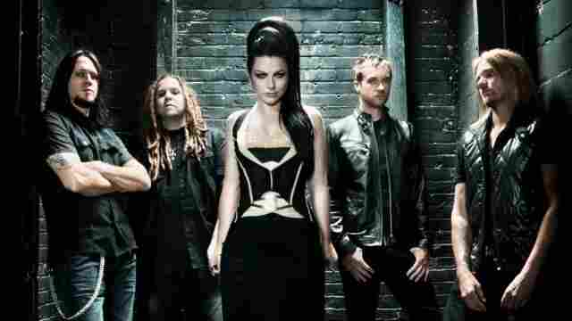 Evanescence's self-titled third album is out this week.