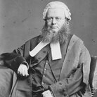 He might not be amused: Irish lawyer Edward Vaughan Hyde Kenealy (1819-1880).