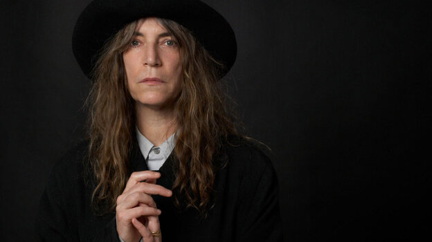 """Take her or leave her: Patti Smith's boldly unapologetic take on """"Gloria"""" transformed a garage-rock staple into an enduring punk anthem."""