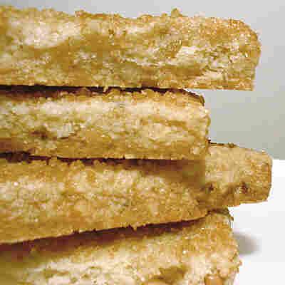 Black Walnut Shortbread