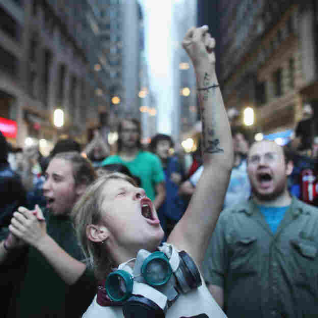 For Wall Street Protests, What Constitutes Success?