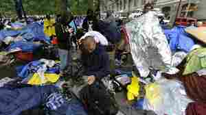 Occupy Wall Street Park Cleanup Postponed