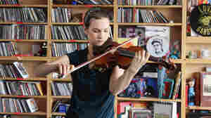 Hilary Hahn: Tiny Desk Concert