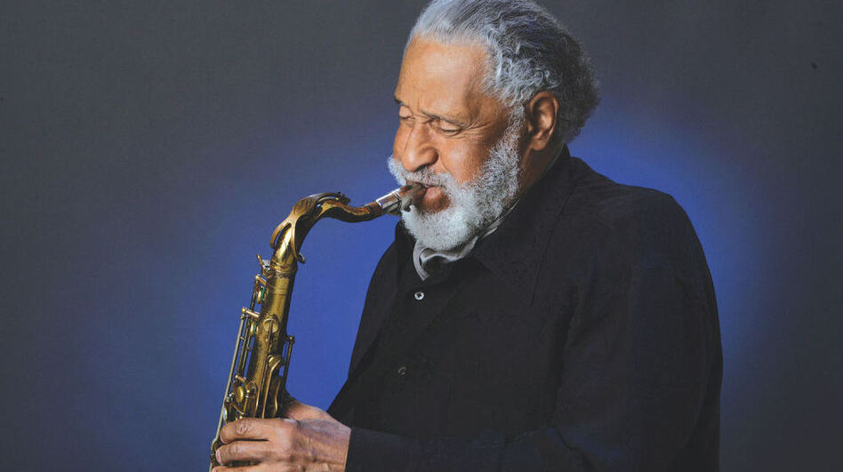 Sonny Rollins. (Phil Bray)
