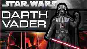A New Book Answers A Burning Question: What's Under Darth Vader's Suit?