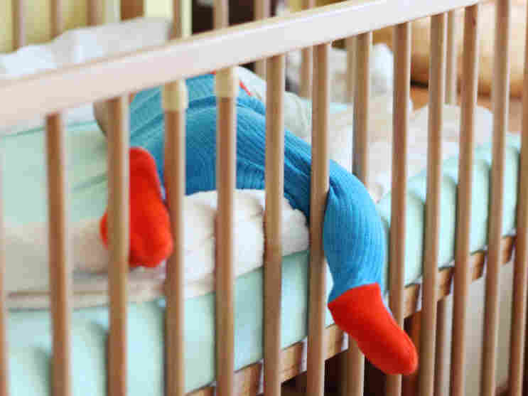 A pediatrician says parents often mistakenly believe all baby accessories are safe.