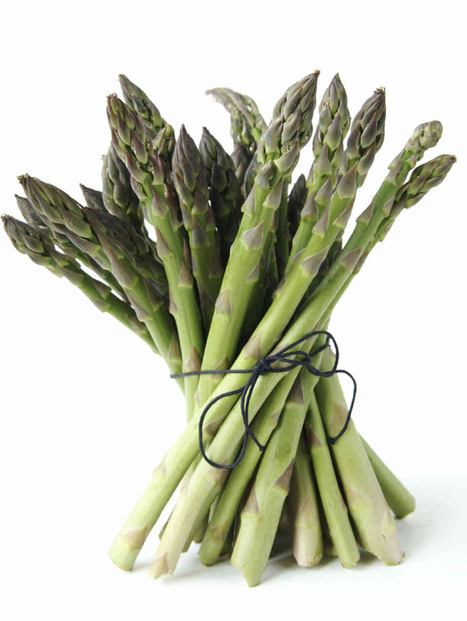 Is asparagus sexy? PETA thinks so