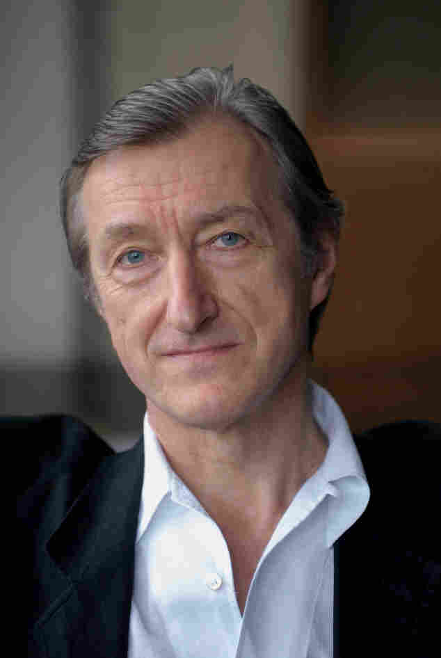 The fourth time is the charm for Julian Barnes, winner of this year's Man Booker Prize. Barnes, 65, was shortlisted for the Booker three times in the past: for Arthur and George in 2005, England, England  in 1998 and Flaubert's Parrot in 1984.