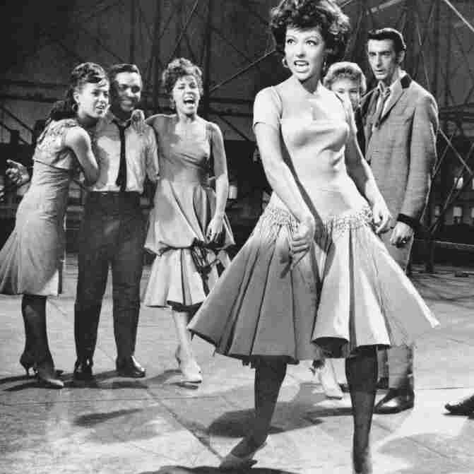 'West Side Story' Film Still Pretty, And Witty, At 50