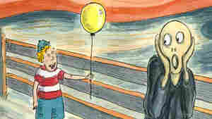 What Cartoonist Roz Chast Hates, 'From A To Z'