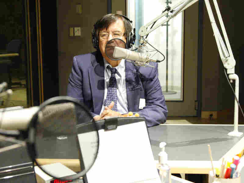 Rice University Professor Richard Tapia joins Tell Me More for an interview at NPR headquarters. Tapia is scheduled to receive the National Medal of Science on Friday from President Obama.