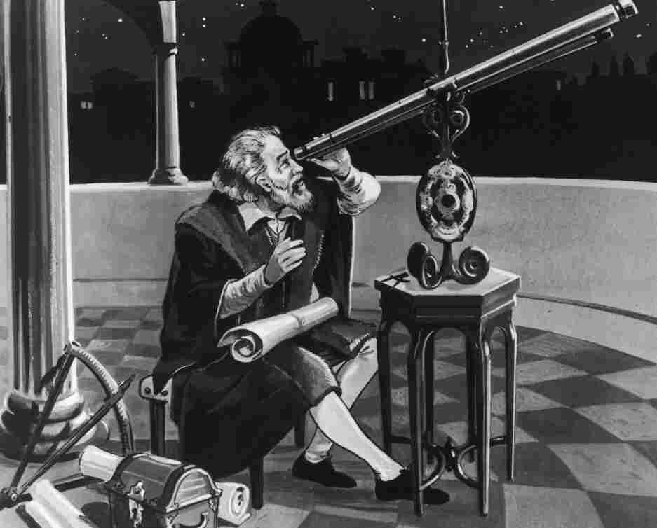 Galileo Galilei (1564 - 1642): Think for yourself!